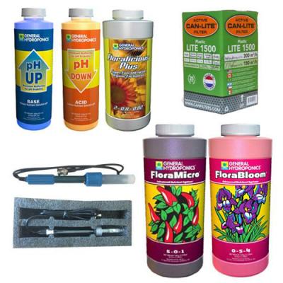 Nutrient Refresh Packs